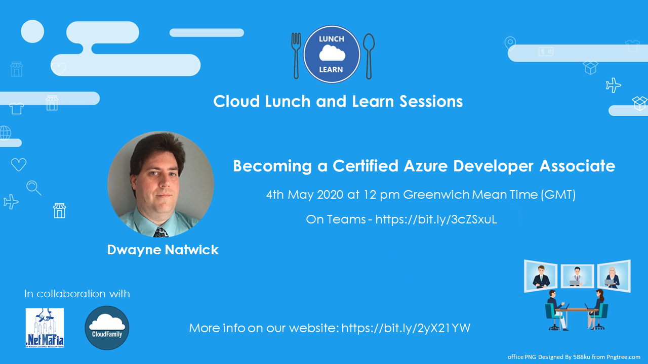 Cloud Lunch and Learn Sessions
